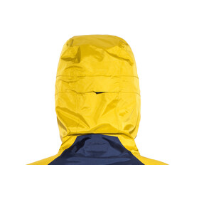 Patagonia Torrentshell - Chaqueta Hombre - amarillo/azul